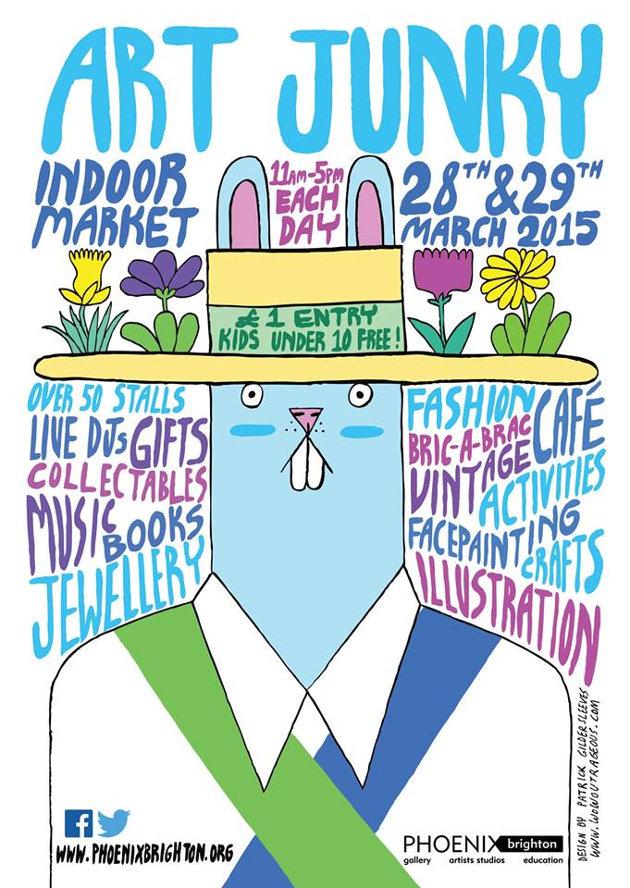 Art Junky 15 poster