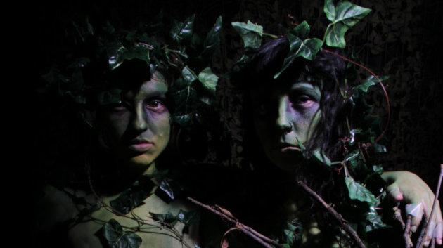 In the Dark Woods by Paul Watson