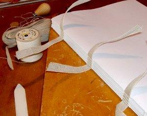 textblock sewn