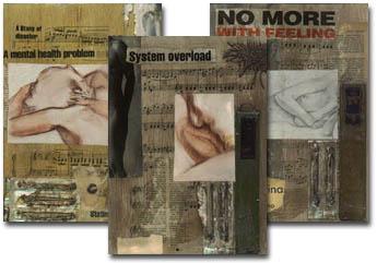 Principia Discordia collage series by Paul Watson