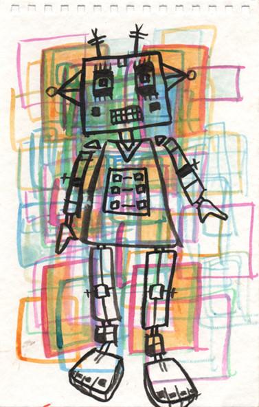Robot Chan