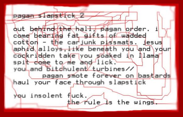 Pagan Slapstick 2