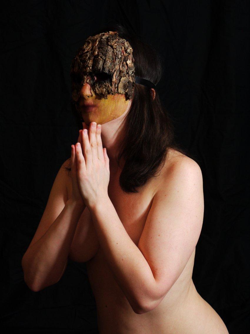 Bark Mask 03