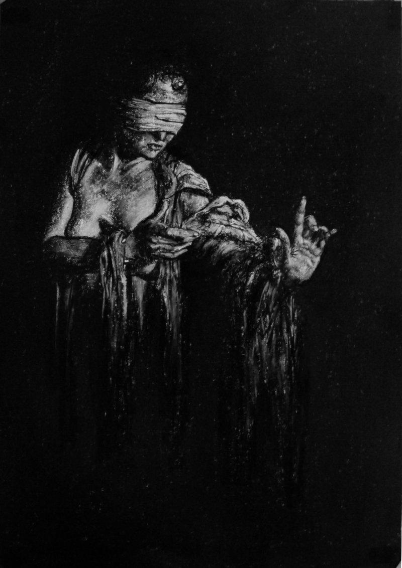 The Blindfolded Seeress (1)