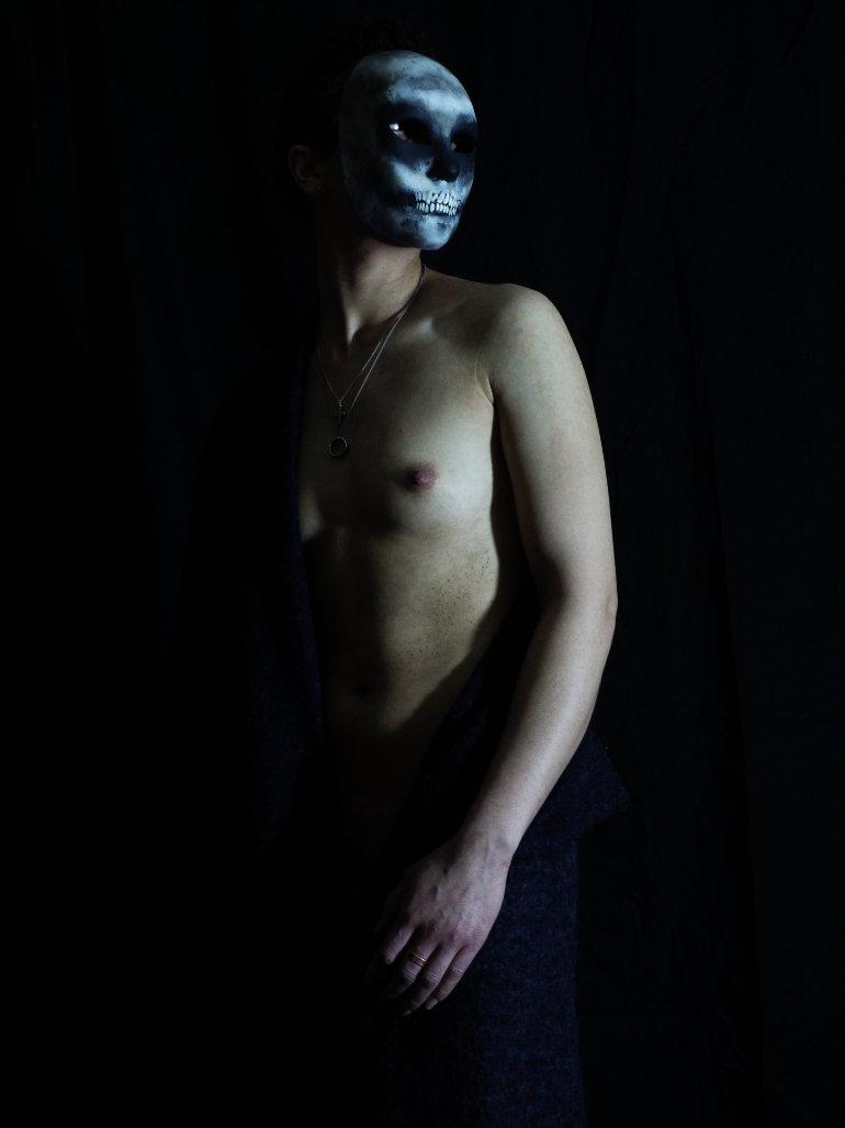 Death Mask 01