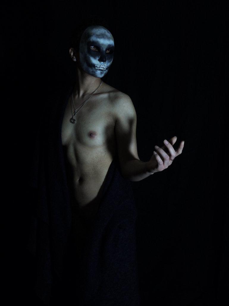 Death Mask 02