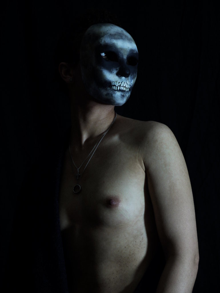 Death Mask 04