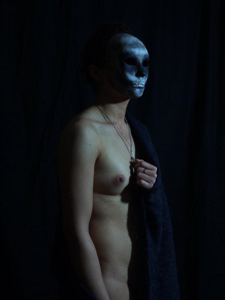 Death Mask 06
