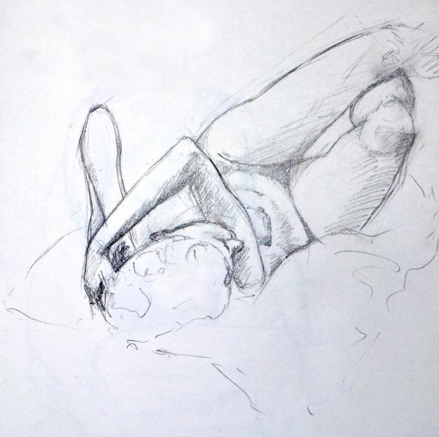 Female Nude Study (20 minutes)