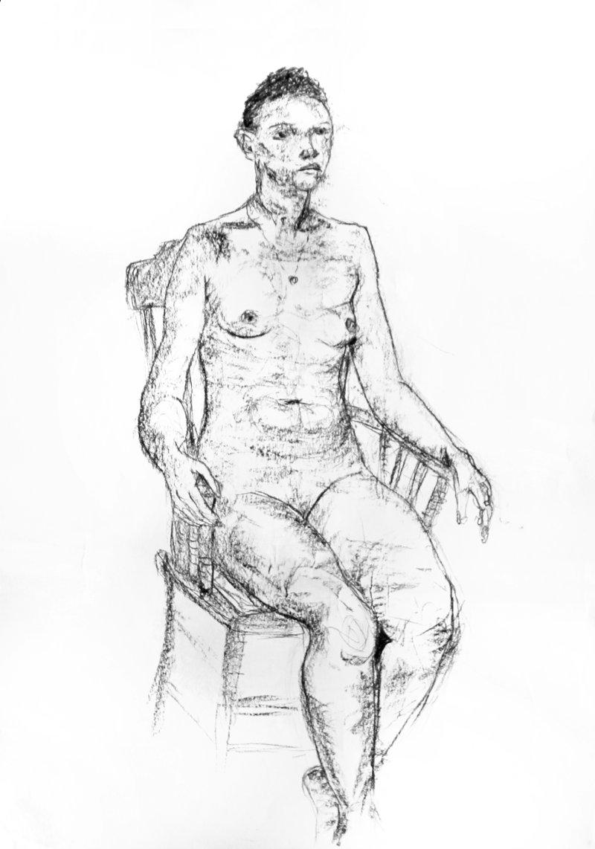 Life Drawing 1 (October 2015)
