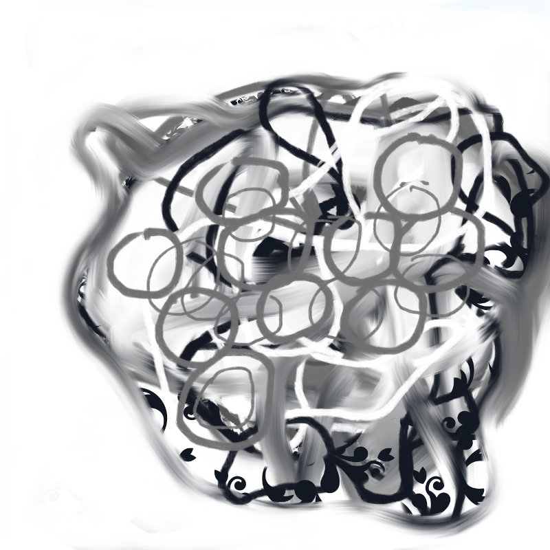 Untitled (iPad Drawing 9)