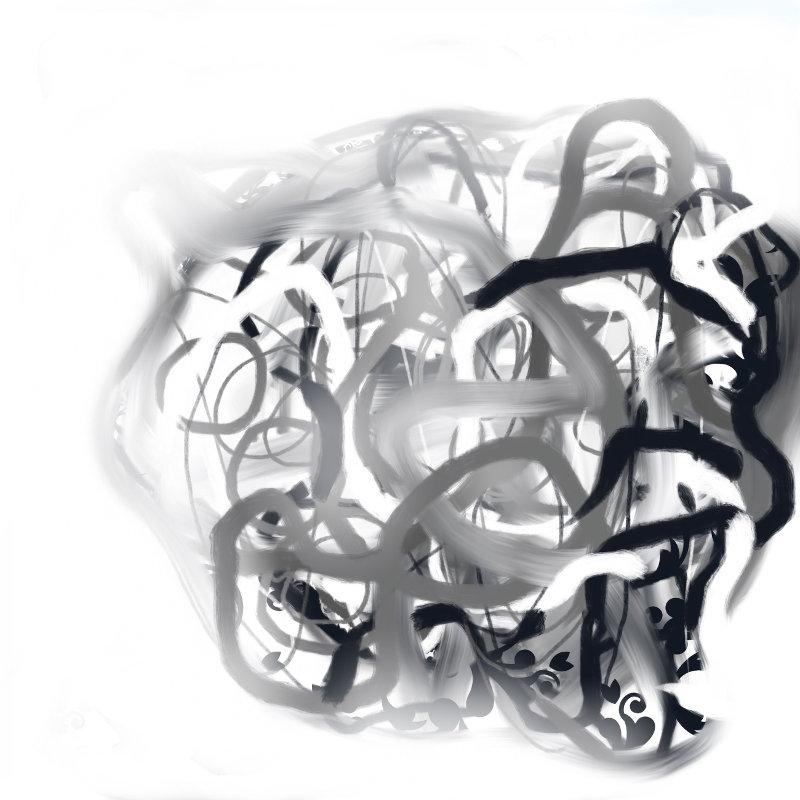 Untitled (iPad Drawing 10)