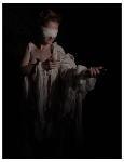 The Blindfolded Seeress Giclée Print